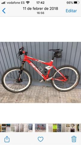 Biciclet Btt Merida