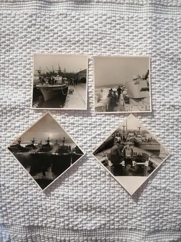 39 Fotos Años 50 Y 60 Marina Alemana.