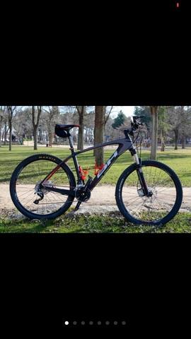 Bicicleta De Montaña Carbono