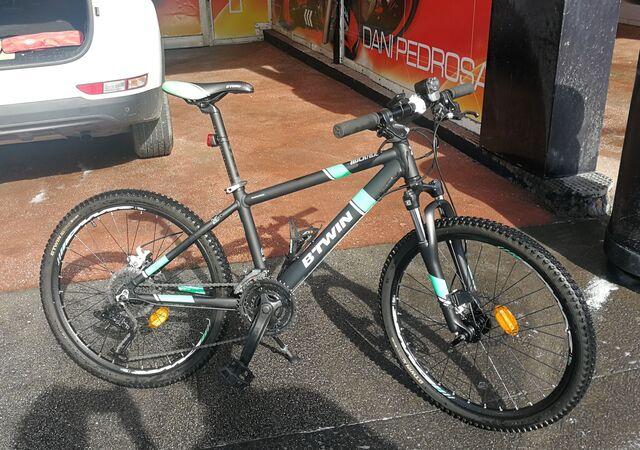 """Bicicleta Muy Buen Estado 24\"""""""