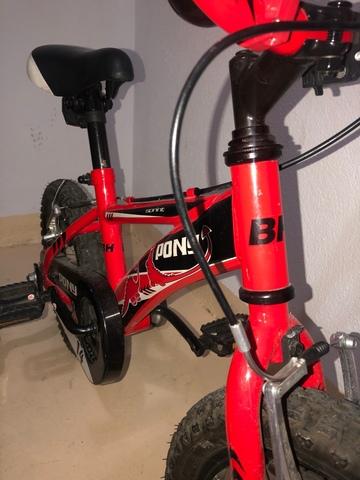 Bicicleta Bh Pony 14