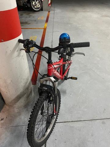 Bicicleta Niño De 6 A 8 Años