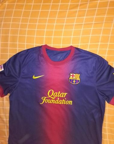 Vendo Camiseta Oficial Del Barça
