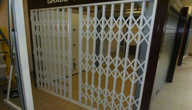 Rejas Seguridad Puerta Y Ventana