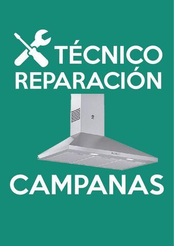 TÉCNICO REPARACIÓN CAMPANAS EXTRACTORAS - foto 1