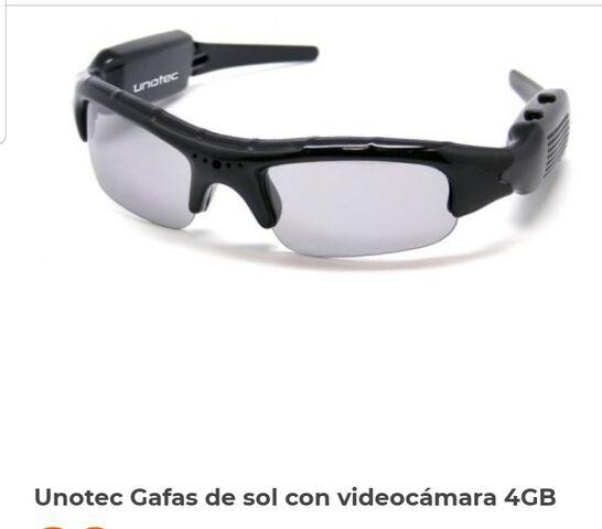GAFAS UNOTEC CON MP3,  4GB - foto 1