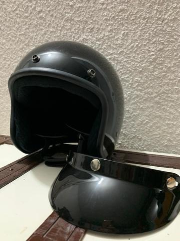 Casco Para Moto Custom
