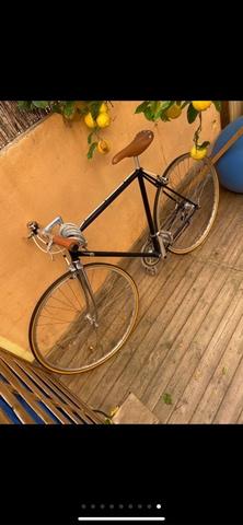 Bicicleta Clásica Restaurada