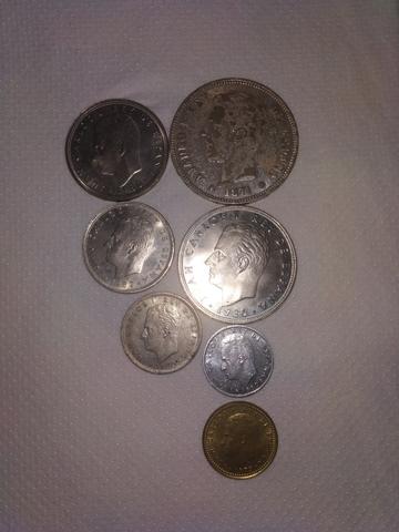 Vendo Monedas De Colección