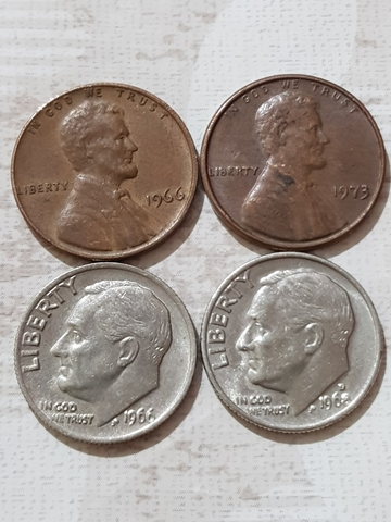 Monedas De Colección De América