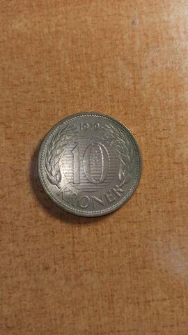 1979. 10 Kroner