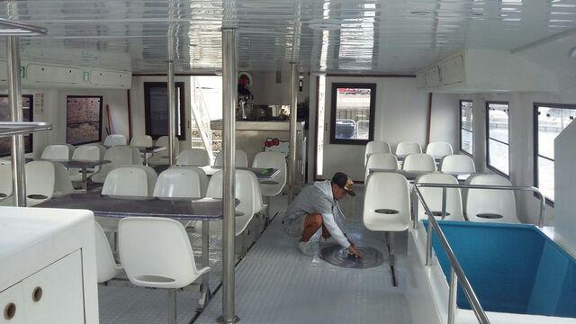 CATAMARAN RAMAROB UNO –TRANSPORTE PASAJE - foto 3