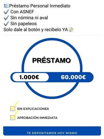 ¡¡PRESTAMOS URGENTES SIN PAPELEOS!! - foto 1
