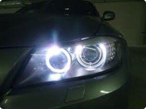 ANGEL EYES BMW 80W LUZ BLANCA (E90,  E91) - foto 6