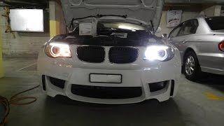 ANGEL EYES BMW 80W LUZ BLANCA (E90,  E91) - foto 7