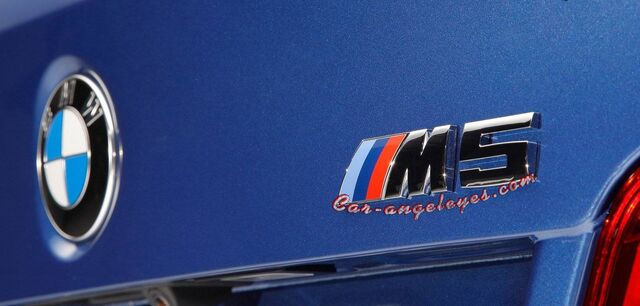 BMW EMBLEMA ///M-M3 METALICOS - foto 2