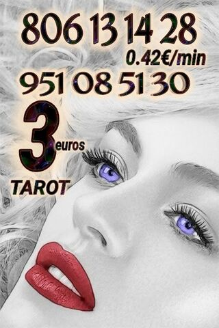 TAROT Y VIDENTES 3 EUROS ECONÓMICO - foto 1