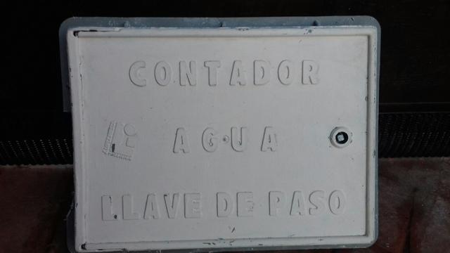 Puerta De Llave De Paso De Agua