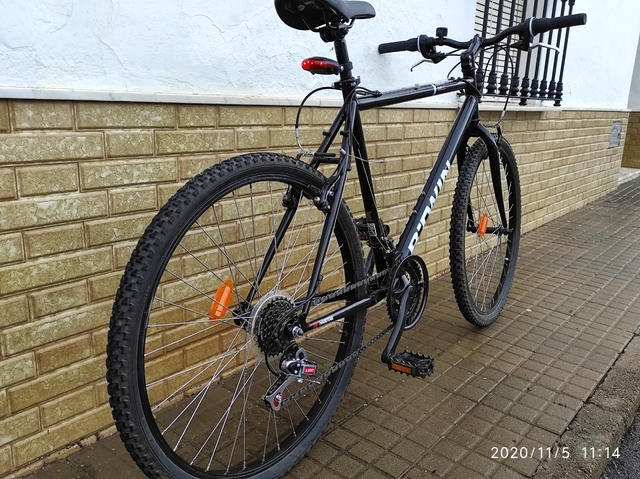 Bicicleta De Mtb