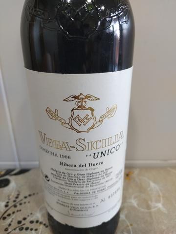 Vendo 3 Botellas De Vino Vega Sicilia