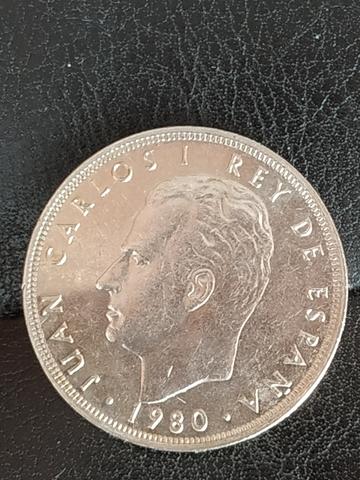 6 Monedas De 100 Pesetas