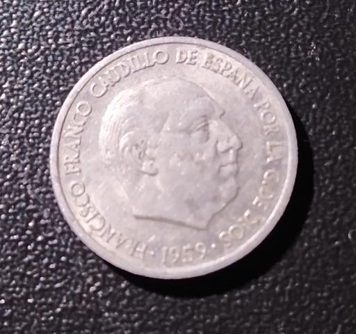 10 Céntimos De Peseta De 1959