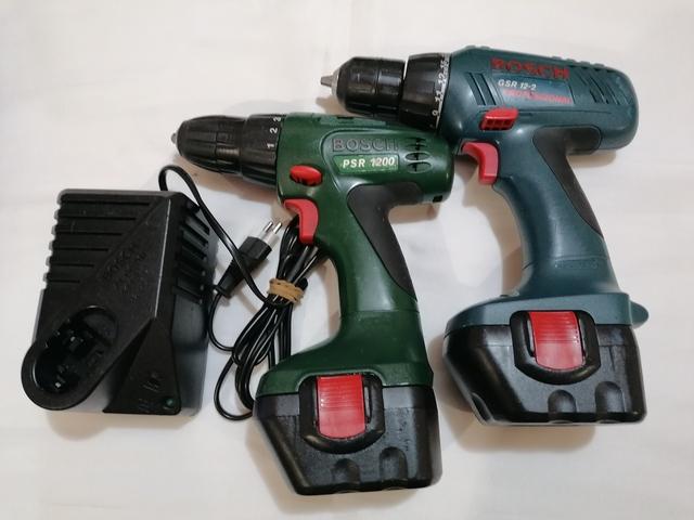 Taladros Atornilladores Bosch 12V