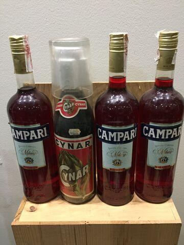 Botellas Antiguas 4