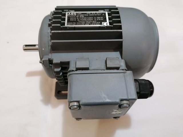 Motor Electrico Trfazico 230-380V