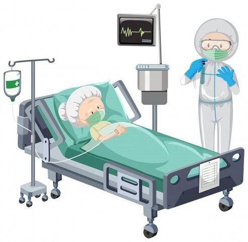 CUIDADO ENFERMOS EN HOSPITALES - foto 2