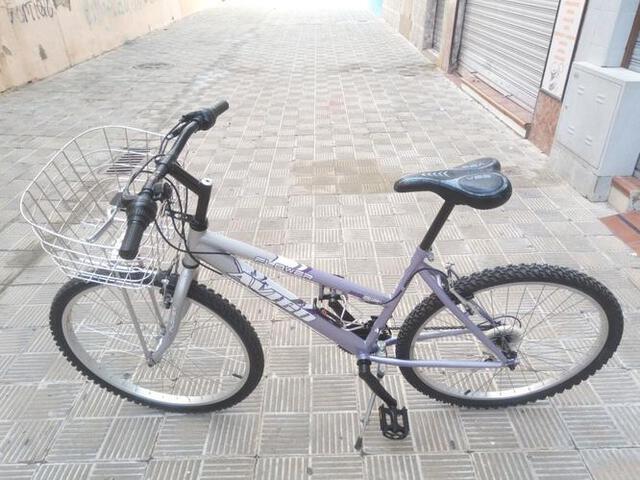 """Bicicleta 26\"""" Como Nueva"""