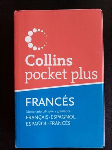 COLLINS POCKET PLUS-FRANCÉS.  DICCIONARIO - foto 1