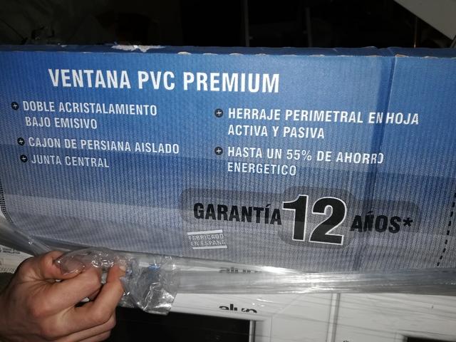VENDO VENTANA PVC NUEVA - foto 4