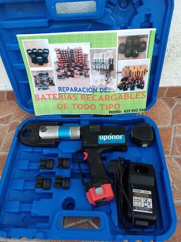 Máquina Prensa Multicapa Uponor