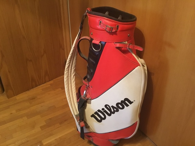 Vendo Bolsa De Golf Marca Wilson