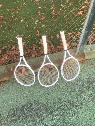 Raquetas De Tenis (4)