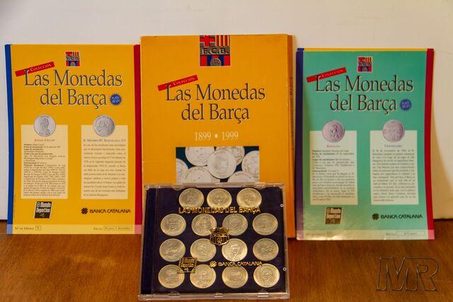 Las Monedas Del Barça