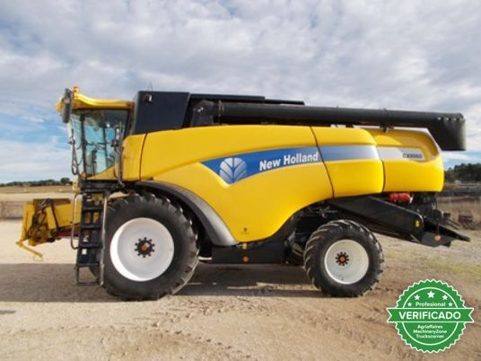 NEW HOLLAND CX 8060 - foto 1