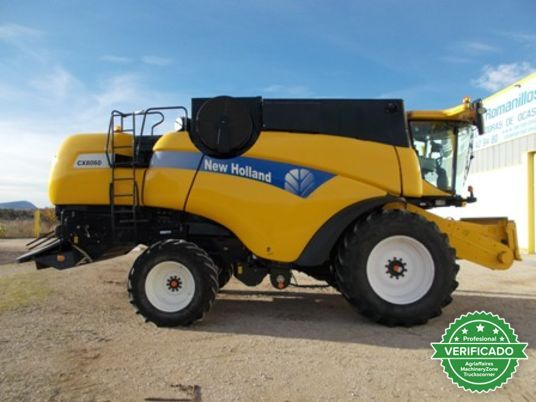 NEW HOLLAND CX 8060 - foto 5