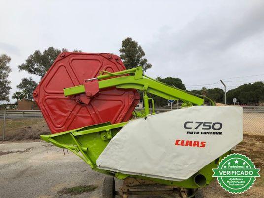 CLAAS C750 - foto 1