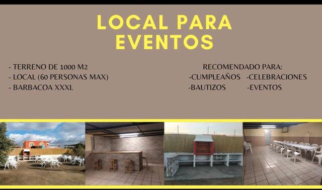 LOCAL,  FIESTAS,  CELEBRACIÓN,  CUMPLEAÑOS - foto 2