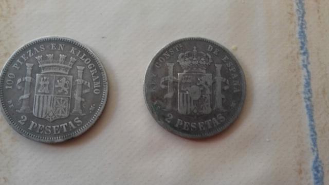 Cambio Por Moneda De 2000 Ptas