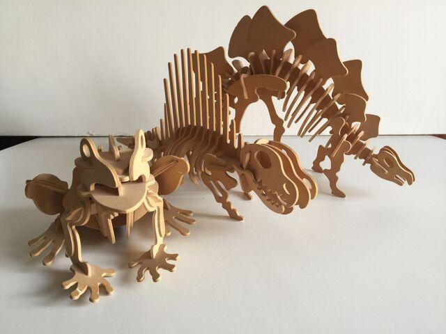 Mil Anuncios Com Dinosaurios Juguetes 3 Maquetas De Mader ¡te damos la bienvenida al mundo prehistórico! dinosaurios juguetes 3 maquetas de mader