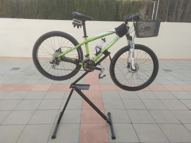 Soporte Taller Para Bicicletas