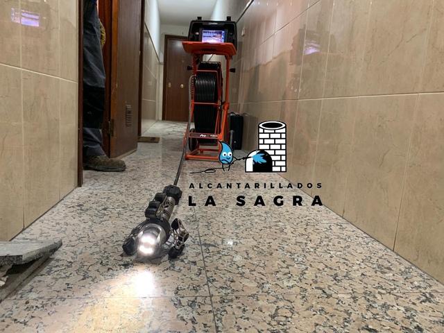 CÁMARA INSPECCIÓN DE TUBERÍAS - foto 1