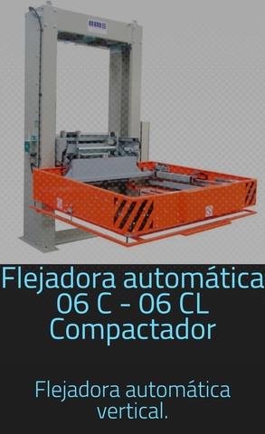 Flejadora Automática Vertical.