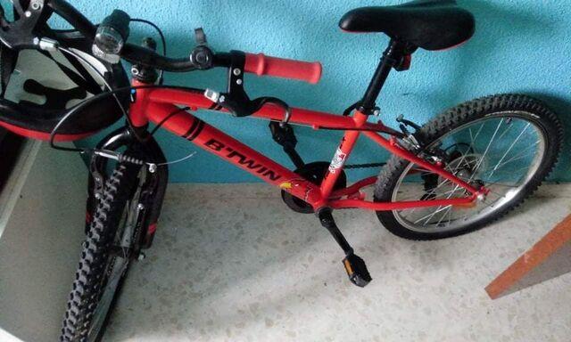 "Bicicleta 20\"""