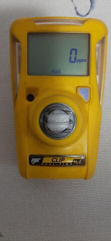 Detector De Gas Portátil