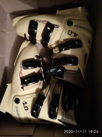 Botas De Esquí Salomon T24