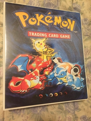 358 Cartas Pokemon Base Set